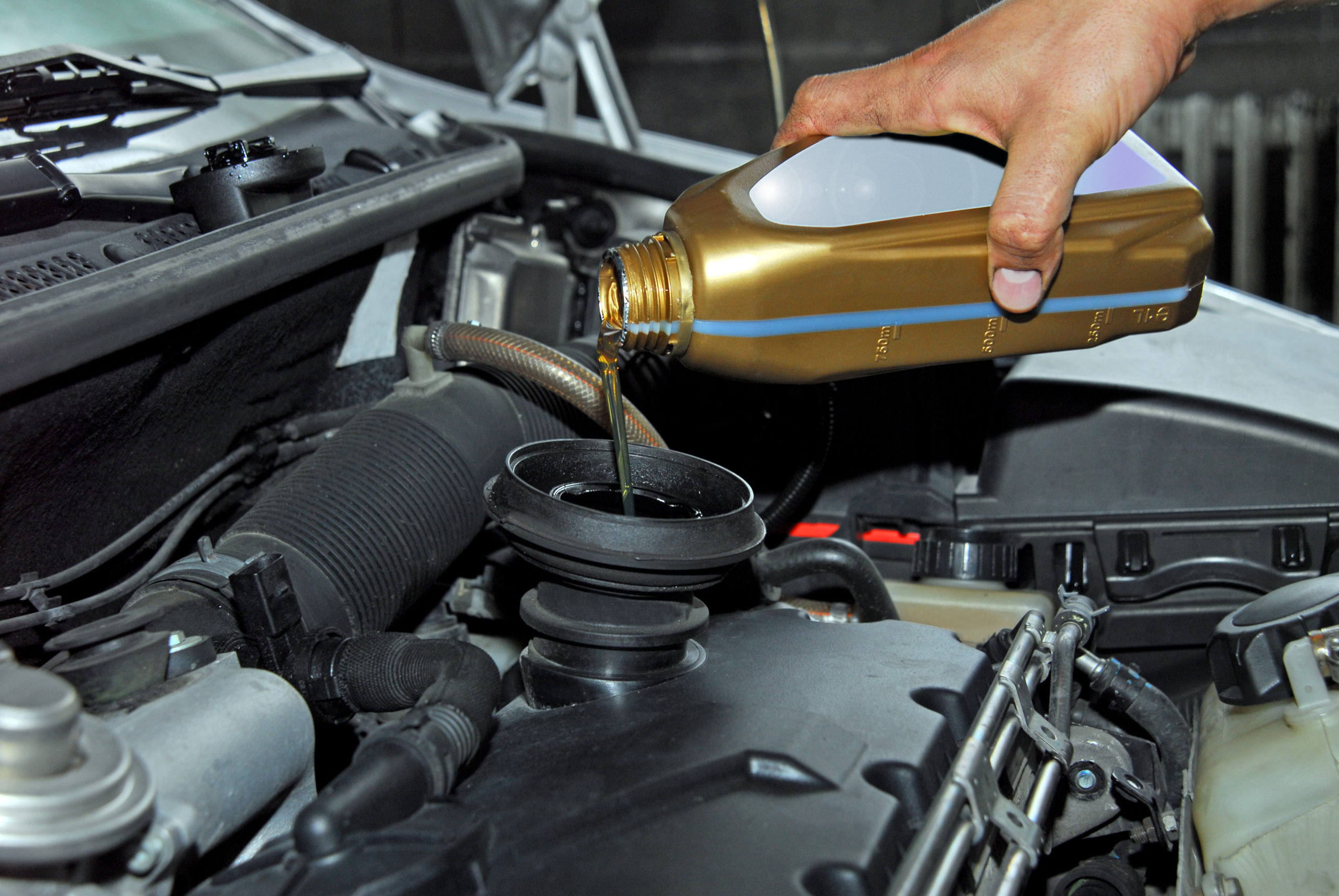Motor Oil for Automotive Industry